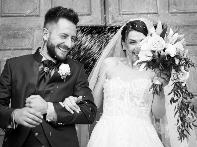 Il matrimonio di Daniele e Georgiana a Aosta, Aosta 20
