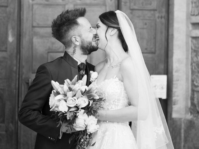 Il matrimonio di Daniele e Georgiana a Aosta, Aosta 23