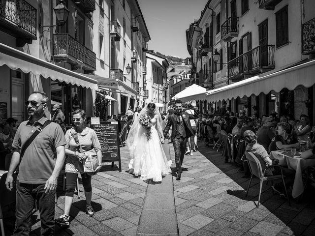 Il matrimonio di Daniele e Georgiana a Aosta, Aosta 24