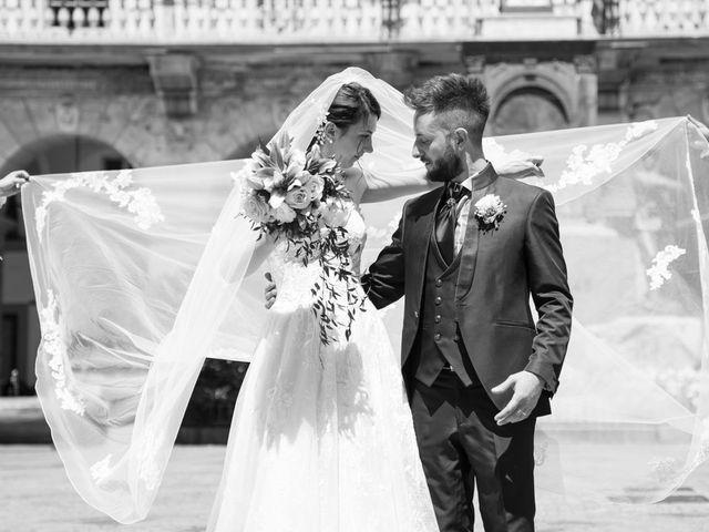Il matrimonio di Daniele e Georgiana a Aosta, Aosta 27