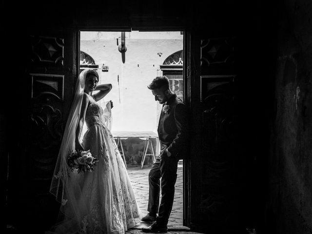 Il matrimonio di Daniele e Georgiana a Aosta, Aosta 30