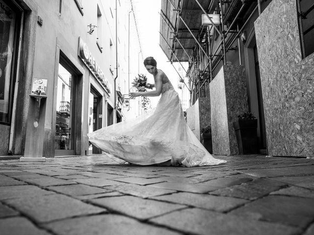 Il matrimonio di Daniele e Georgiana a Aosta, Aosta 31