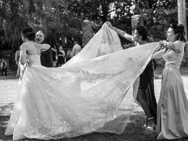 Il matrimonio di Daniele e Georgiana a Aosta, Aosta 37