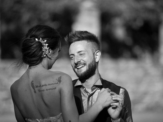 Il matrimonio di Daniele e Georgiana a Aosta, Aosta 40