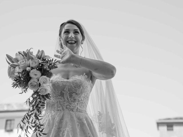 Il matrimonio di Daniele e Georgiana a Aosta, Aosta 43