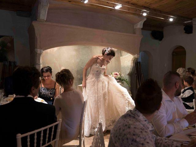 Il matrimonio di Daniele e Georgiana a Aosta, Aosta 44