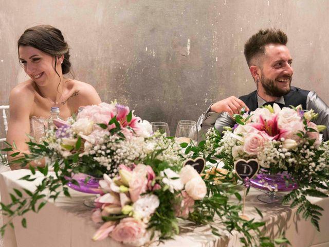 Il matrimonio di Daniele e Georgiana a Aosta, Aosta 46