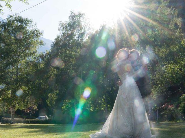 Il matrimonio di Daniele e Georgiana a Aosta, Aosta 48