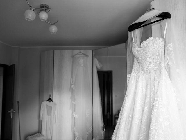 Il matrimonio di Daniele e Georgiana a Aosta, Aosta 50