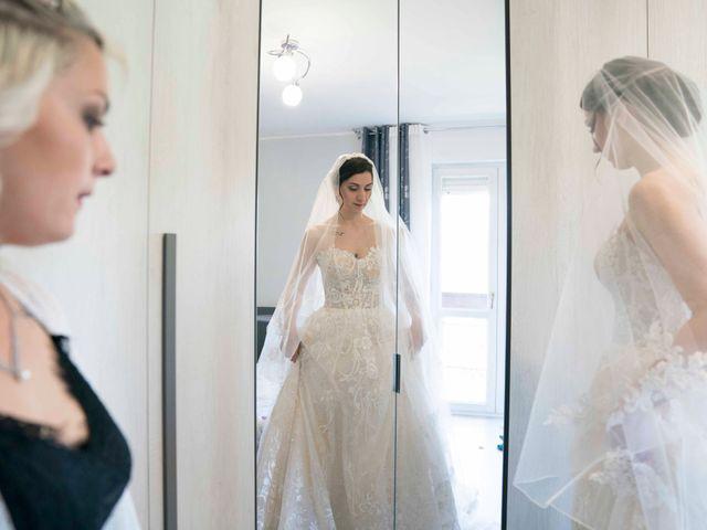 Il matrimonio di Daniele e Georgiana a Aosta, Aosta 52