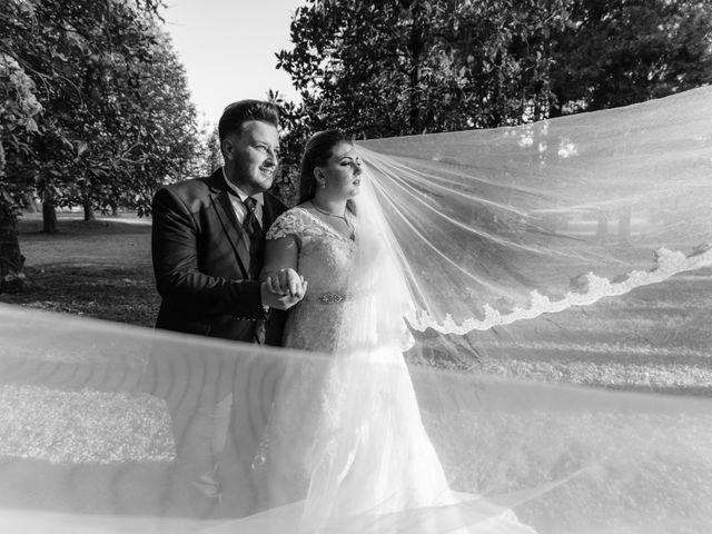 Le nozze di Martina e Erik