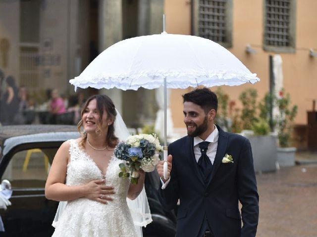 Il matrimonio di Xhensil e Valeria a Pontedera, Pisa 5