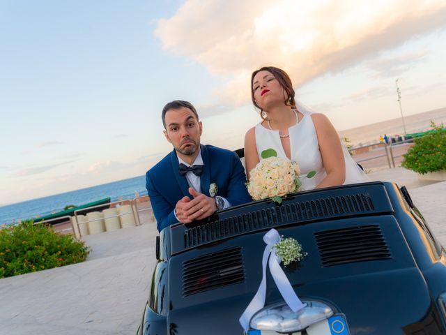 Le nozze di Mariagrazia e Salvatore