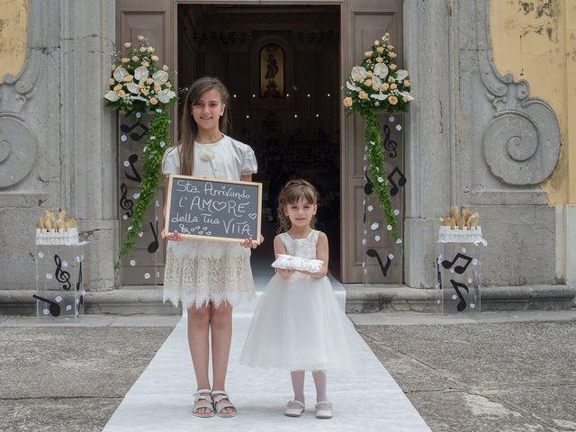 Il matrimonio di Emilio e Federica a Baronissi, Salerno 11