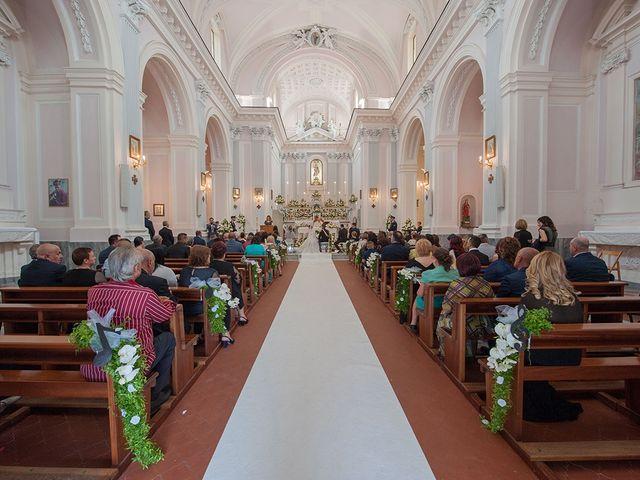 Il matrimonio di Emilio e Federica a Baronissi, Salerno 12