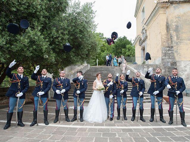 Il matrimonio di Emilio e Federica a Baronissi, Salerno 16