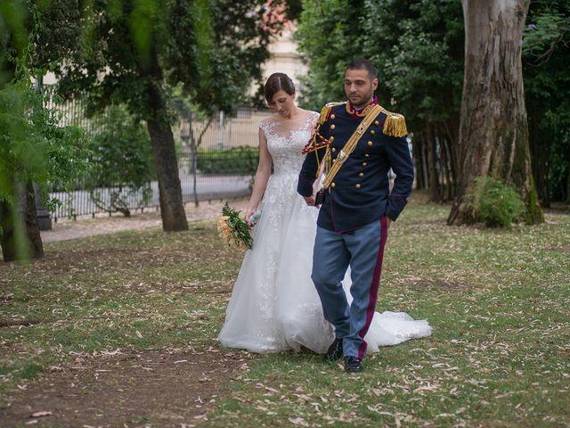 Il matrimonio di Emilio e Federica a Baronissi, Salerno 17