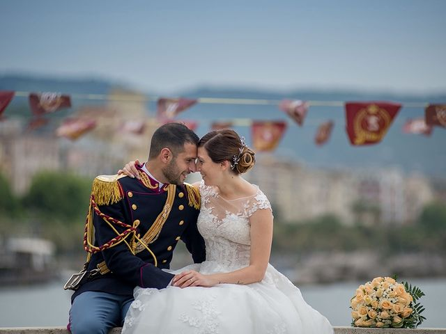 Il matrimonio di Emilio e Federica a Baronissi, Salerno 23