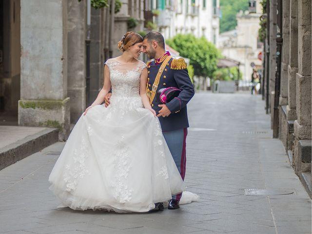 Il matrimonio di Emilio e Federica a Baronissi, Salerno 25