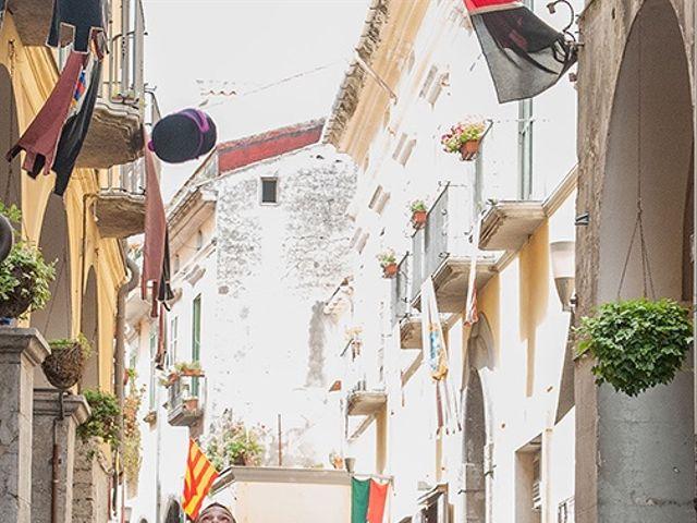 Il matrimonio di Emilio e Federica a Baronissi, Salerno 29