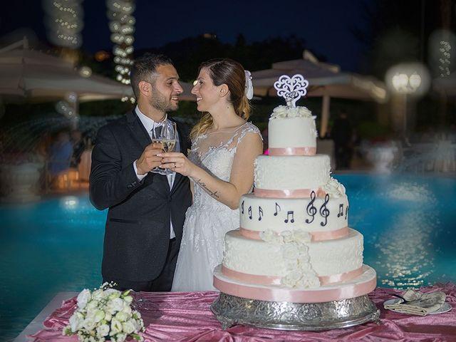 Il matrimonio di Emilio e Federica a Baronissi, Salerno 32