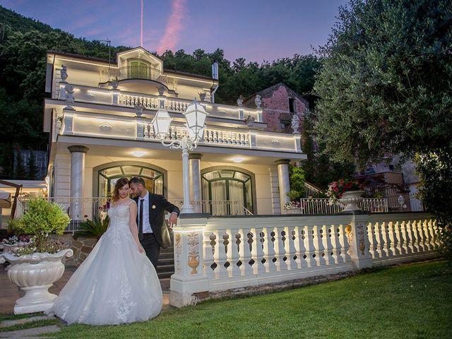 Il matrimonio di Emilio e Federica a Baronissi, Salerno 33