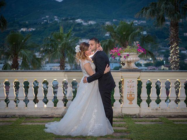 Il matrimonio di Emilio e Federica a Baronissi, Salerno 34