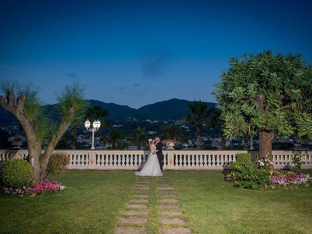 Il matrimonio di Emilio e Federica a Baronissi, Salerno 35