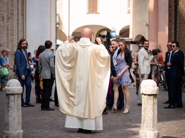 Il matrimonio di Giorgio e Elena a Martinengo, Bergamo 12