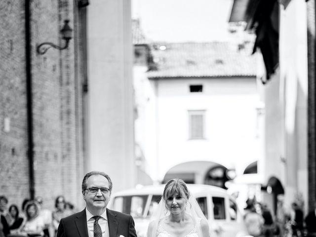 Il matrimonio di Giorgio e Elena a Martinengo, Bergamo 14