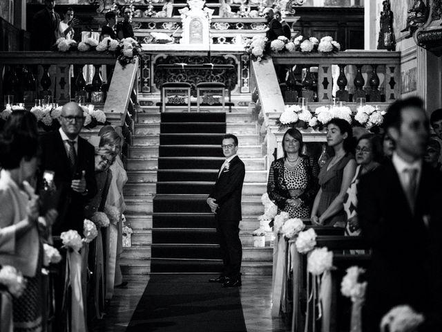 Il matrimonio di Giorgio e Elena a Martinengo, Bergamo 15