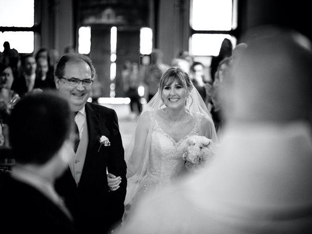 Il matrimonio di Giorgio e Elena a Martinengo, Bergamo 16