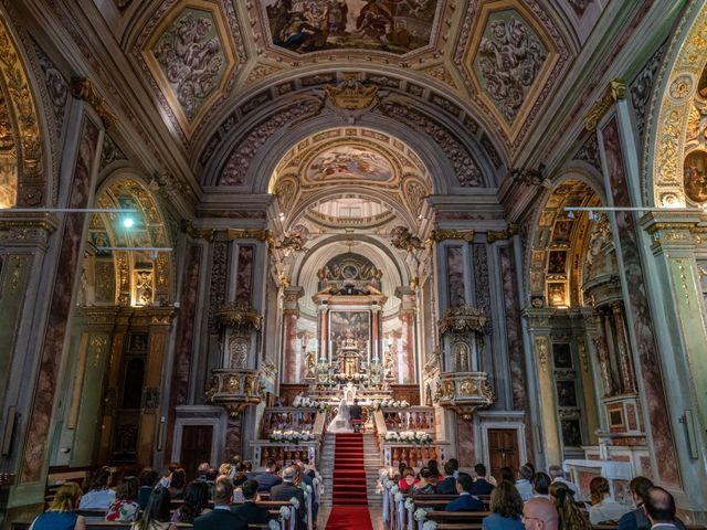 Il matrimonio di Giorgio e Elena a Martinengo, Bergamo 17