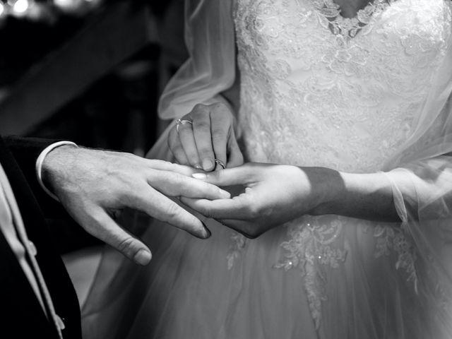Il matrimonio di Giorgio e Elena a Martinengo, Bergamo 19