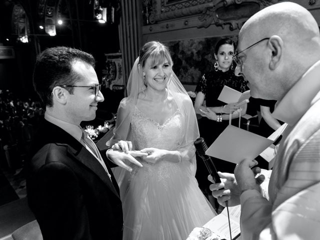 Il matrimonio di Giorgio e Elena a Martinengo, Bergamo 20