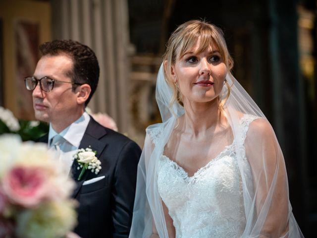 Il matrimonio di Giorgio e Elena a Martinengo, Bergamo 21