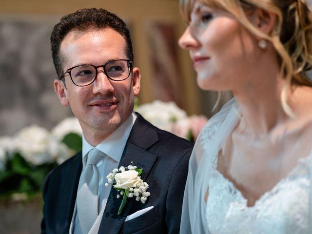 Il matrimonio di Giorgio e Elena a Martinengo, Bergamo 22