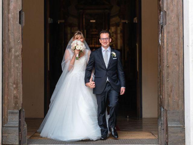 Il matrimonio di Giorgio e Elena a Martinengo, Bergamo 24