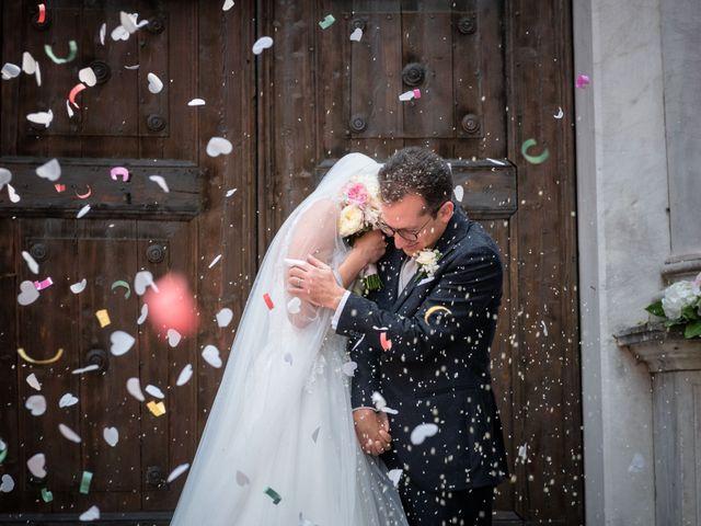 Il matrimonio di Giorgio e Elena a Martinengo, Bergamo 25