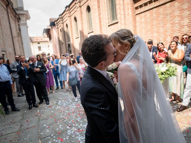 Il matrimonio di Giorgio e Elena a Martinengo, Bergamo 26