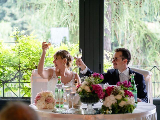 Il matrimonio di Giorgio e Elena a Martinengo, Bergamo 30
