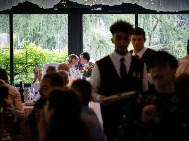 Il matrimonio di Giorgio e Elena a Martinengo, Bergamo 32