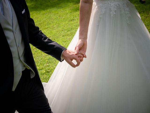 Il matrimonio di Giorgio e Elena a Martinengo, Bergamo 37