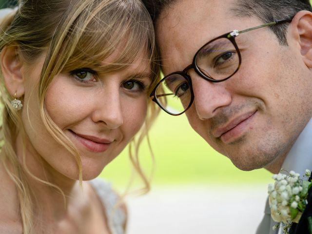 Il matrimonio di Giorgio e Elena a Martinengo, Bergamo 39