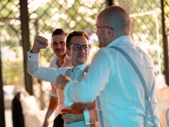 Il matrimonio di Giorgio e Elena a Martinengo, Bergamo 50