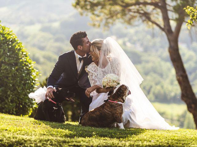 Le nozze di Francesca e Samuel