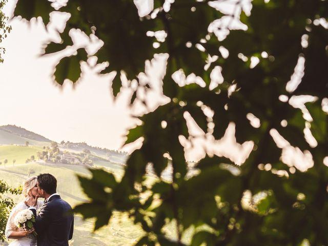 Il matrimonio di Samuel e Francesca a Parma, Parma 37