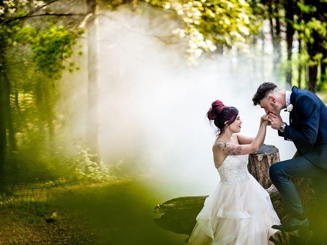 Le nozze di Stefania e Costin