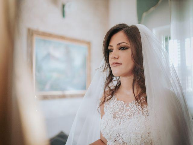 Il matrimonio di Giusy e Santo a Catania, Catania 12