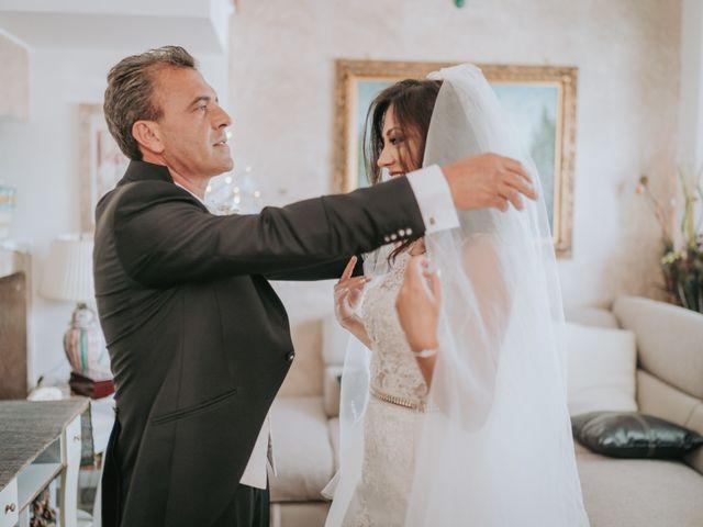Il matrimonio di Giusy e Santo a Catania, Catania 16